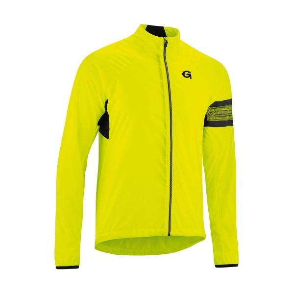 Gonso Herren Windjacke Karwendel safety yellow