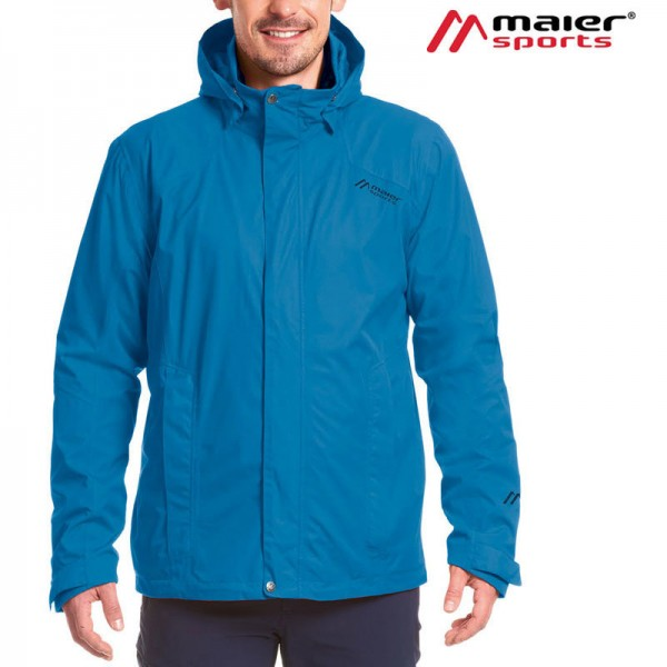 Maier Sports Metor M Outdoorjacke Herren imperial blue